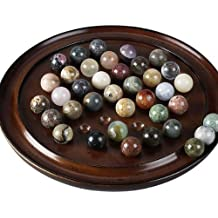 Authentic Models Solitaire Di Venezia 20mm Semi-Precious Marbles by Authentic Models
