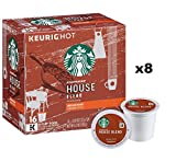 Starbucks House Blend Coffee K-Cups (128 K-Cups)