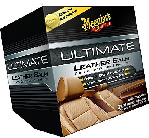 Meguiar's G18905EU Ultimate Leather Balm 160g Meguiar' s UK