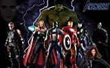 SDore THE AVENGERS CAPTAIN AMERICA BIRTHDAY Party 1/2 Half Sheet Image Frosting Cake Topper