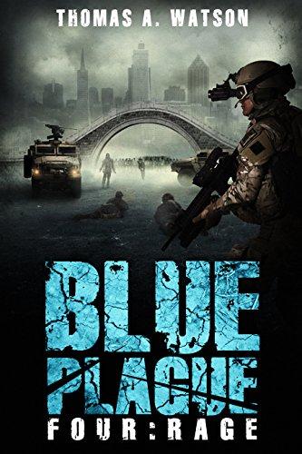 Gd Back Bar - Blue Plague: Rage (Blue Plague Book 4)