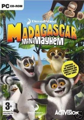 Madagascar Mini-Mayhem (PC)