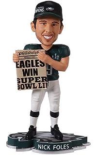 FOCO Philadelphia Eagles Bobble Nelson Agholor #13 Super Bowl 52 Champs