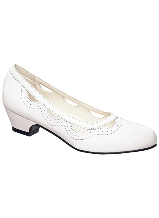 1920s Style Shoes Angel Steps Margie $27.99 AT vintagedancer.com