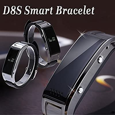 Deal4U D8S Bluetooth Smart Bracelet Smartband Watch ...