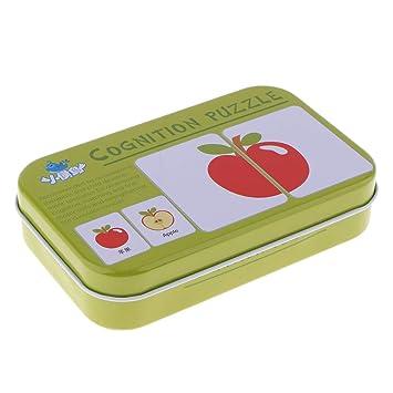0b9d4c64c Buy 32Pcs Kids Vehicles   Animal   Shape Learning Flashcards Preschool  Education - Vegetables and Fruits
