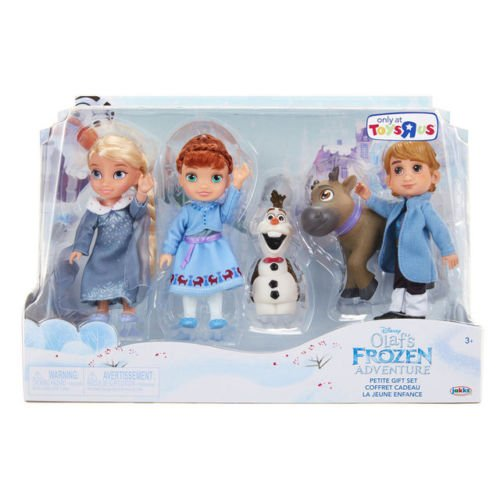 (Disney Olaf's Frozen Adventure Petite Gift Set)