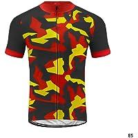 Uglyfrog Spain Camisetas de Ciclismo de Manga Corta