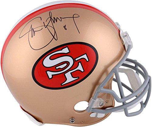Steve Young San Francisco 49ers Autographed Riddell Proline Helmet - Fanatics Authentic Certified - Autographed NFL Helmets