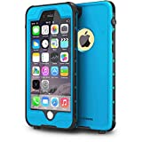 ImpactStrong iPhone 6 Plus Waterproof Case [Fingerprint ID Compatible] Slim Full Body Protection