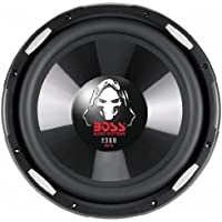 Boss Phantom 12in Dvc Sub 2300w Poly Inject Cone Dual 4-Ohm V Coils