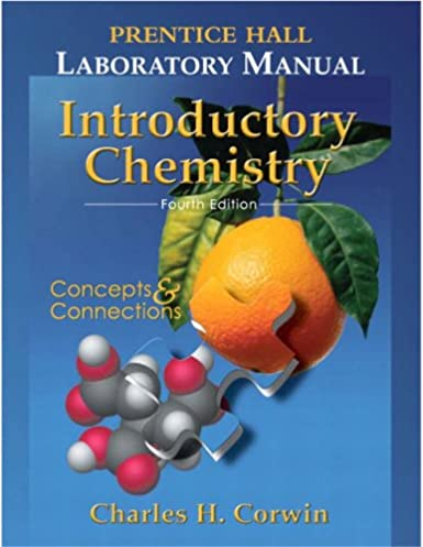 prentice hall lab manual introductory chemistry 4th edition rh amazon com Duke Lab Manual A&P Lab Manual Answers