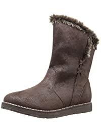 BOBS from Skechers Women's Bobs Alpine Puddle Jump Cozy Winter Boot