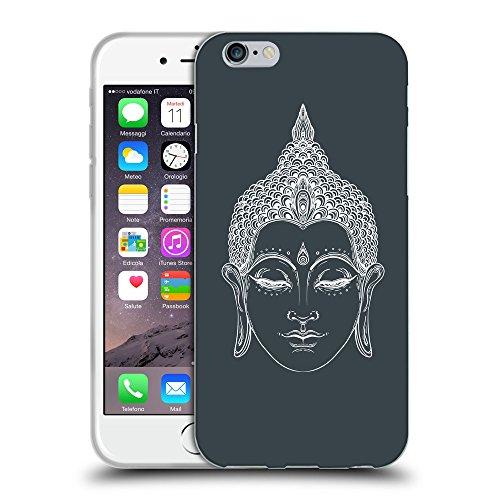 GoGoMobile Coque de Protection TPU Silicone Case pour // Q09150606 Bouddha 33 Arsenic // Apple iPhone 7