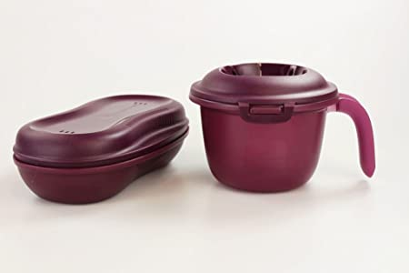 Tupperware Microondas Junior de arroz de Meister 550 ml + omlett ...