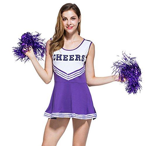 Ladies Sexy Varsity High School Cheer Girl Sexy