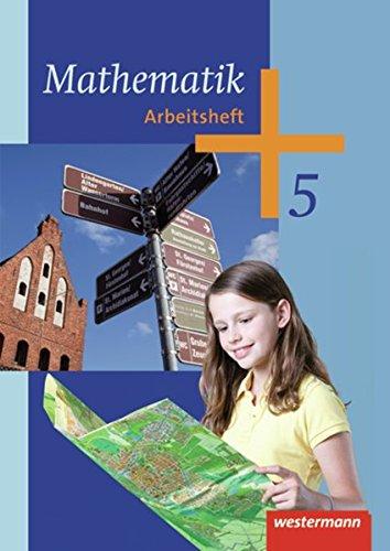 Mathematik - Ausgabe 2012 für Regionale Schulen in Mecklenburg-Vorpommern: Arbeitsheft 5