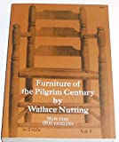 Furniture of the Pilgrim Century, Wallace Nutting, 0486214702