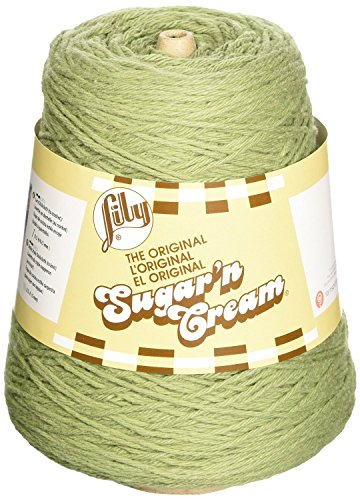 green cone cotton yarn - 1