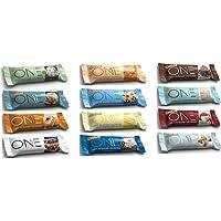 Oh Yeah One Bars Super Variety Paquete de 12 incluye Donut de arce y arándano