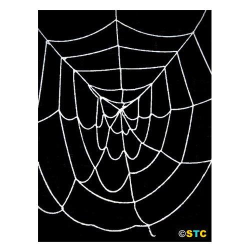 9.5' ft Deluxe Giant Spider Web  ~ Halloween Spider Web