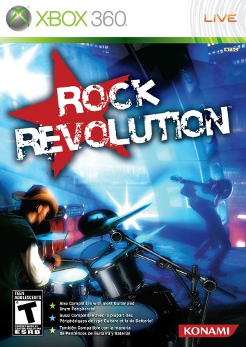 Rock Revolution - Xbox 360 - Xbox South Games Park 360