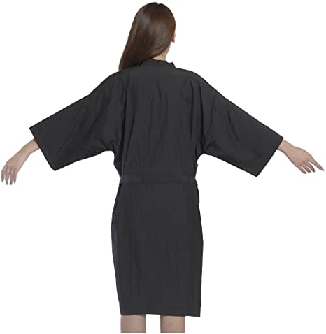 Amazon.com : Salon Client Gowns Kimono Style, Hair salon Smocks Capes- 43
