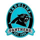11X13 Carolina Panthers NFL Wood Street Sign