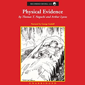 Physical Evidence Audiobook