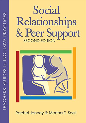 Social Relationships and Peer Support, Second Edition (Teachers' Guides)