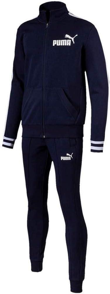 PUMA chándal garzata Style Classic Sweat Suit CL Marinero – 594844 ...