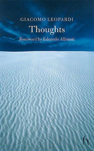 Thoughts (Hesperus Classics)