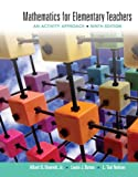 img - for Mathematics for Elementary Teachers: An Activity Approach book / textbook / text book