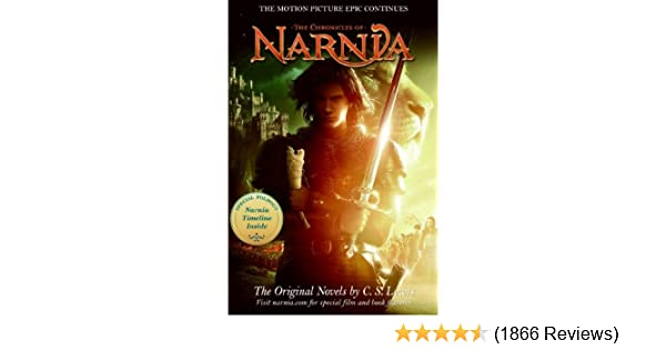 The Chronicles of Narnia (7 Volumes in 1): C. S. Lewis ...