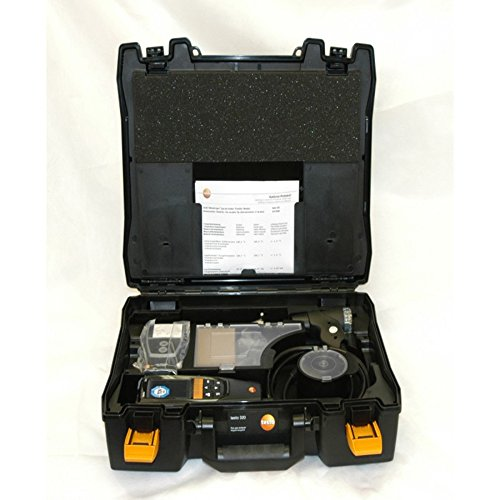 Testo, Inc. 0563322071 Testo - 320 Combustion Analyzer Kit w/Printer