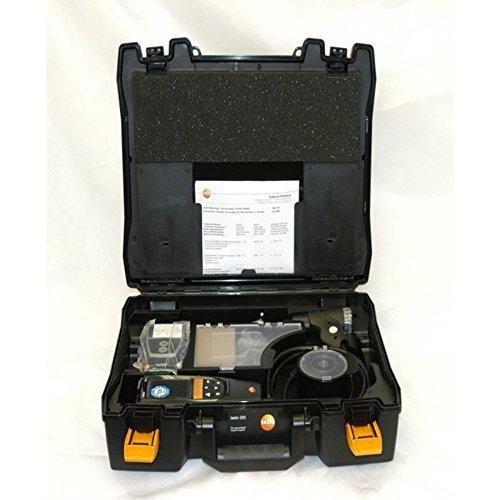 See Printer Accessories - Testo, Inc. 0563322071 Testo - 320 Combustion Analyzer Kit w/Printer