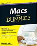 Macs para Dummies, Edward C. Baig and Baig, 0470379049