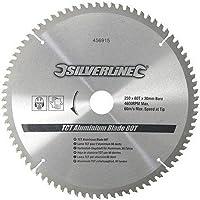 Silverline 456915 - Disco de TCT para Aluminio