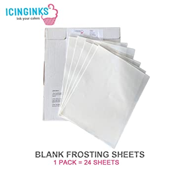 IcingInks Décor Edible Printer Paper