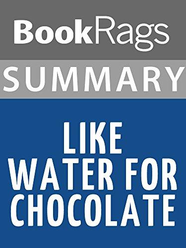 Like Water for Chocolate Summary