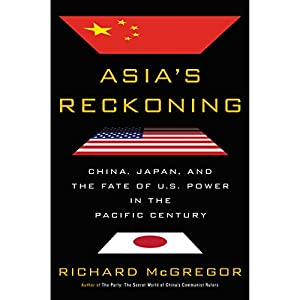 Asia's Reckoning Audiobook