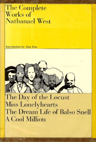 the day of the locust by nathaniel west essay Start studying naqt literature frequency list learn vocabulary,  ode to the west wind (percy bysshe)  one day in the life of ivan denisovich.
