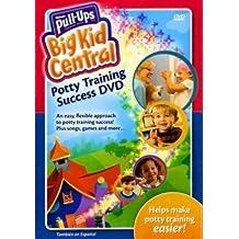 Pull-Ups® Big Kid® Central: Potty Training Success DVD