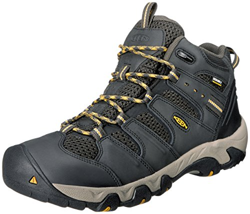 Mid Boot Olive KEEN Koven Tawny Waterproof Hiking Raven Men's qwaOvwBnT