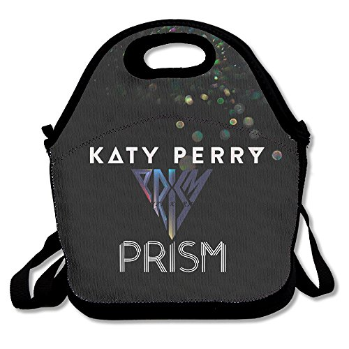 [Bekey Katy Perry Rise Lunch Tote Bag Lunch Box For Women Adults Kids Girls For Travel School Picnic Grocery] (Raptor Costume Runescape)