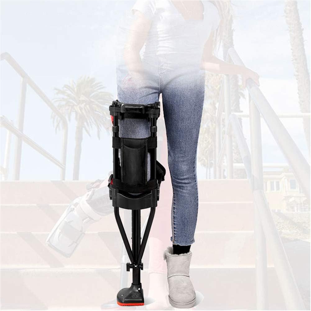 TXDWYF Scooter de Movilidad/Muleta de Rodilla/Tobillera para Tobillo Torcido/Muleta Manos Libres/Alternativa para Muletas y Scooters de Rodilla/Scooter de Rodilla/Andador de Rodilla