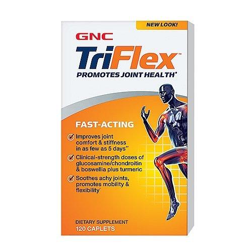 GNC TriFlex FastActing 120