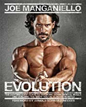 By Joe Manganiello - Evolution: The Cutting-Edge Guide to Breaking Down Mental Walls and Building the Body You've Always Wanted (1st Edition) (11.3.2013)