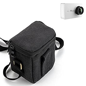 K-S-Trade para YI 4K Action Camera Cámara Bolsa Funda de ...