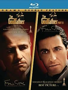 Godfather / Godfather: Part II (Two-Pack) [Blu-ray]